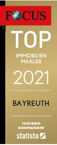JT - Thamer Immobilien Bayreuth – Focus TOP-Immobilienmakler Bayreuth 2020