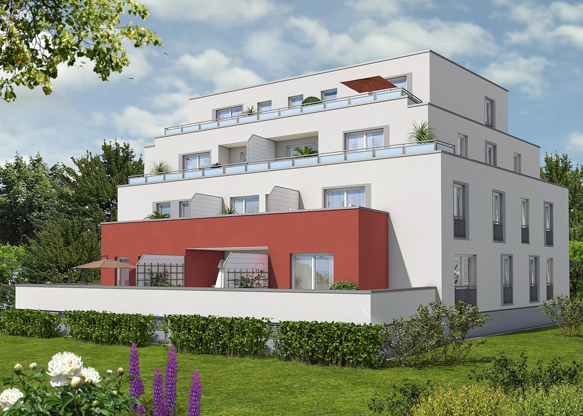 Neubauprojekt - Birken 16