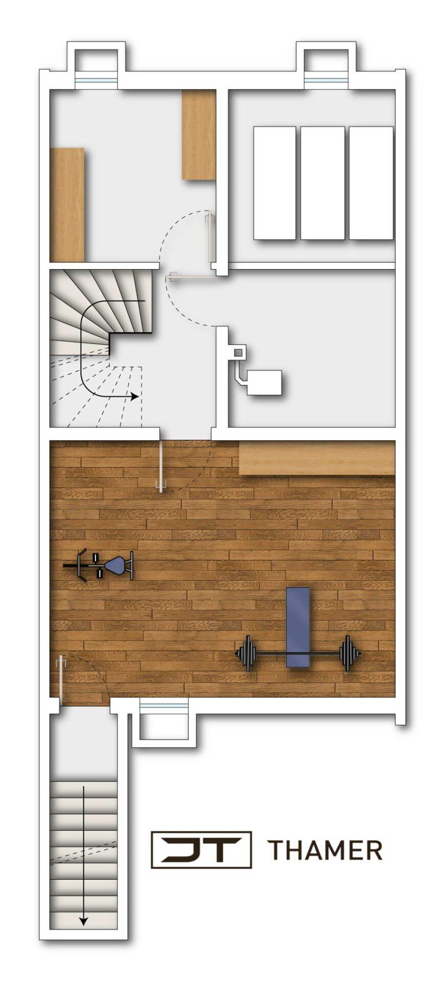 Großzügiges Reihenhaus mit Garage in ruhiger, zentraler Wohnlage!