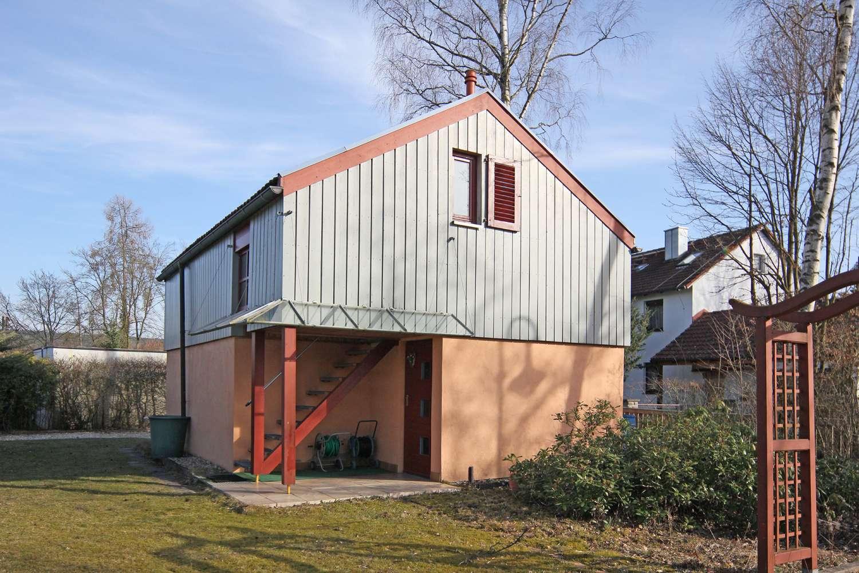 Möbliertes 1-Zimmer-Gartenapartment in ruhiger Lage, ideal für Studenten!