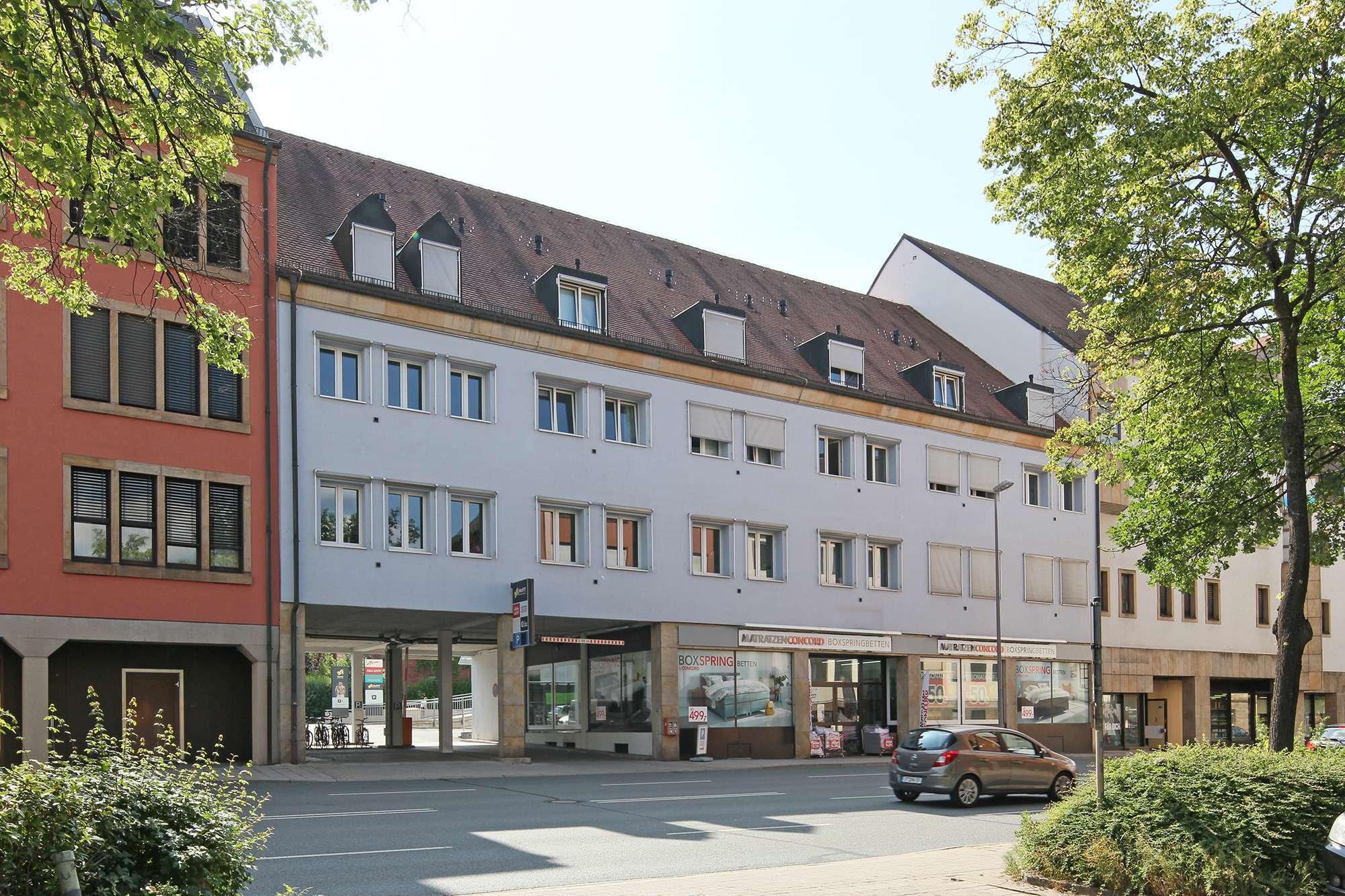 Apartment 07: Moderne 1-Zimmer-City-Wohnung zur Miete im Bayreuther Zentrum!
