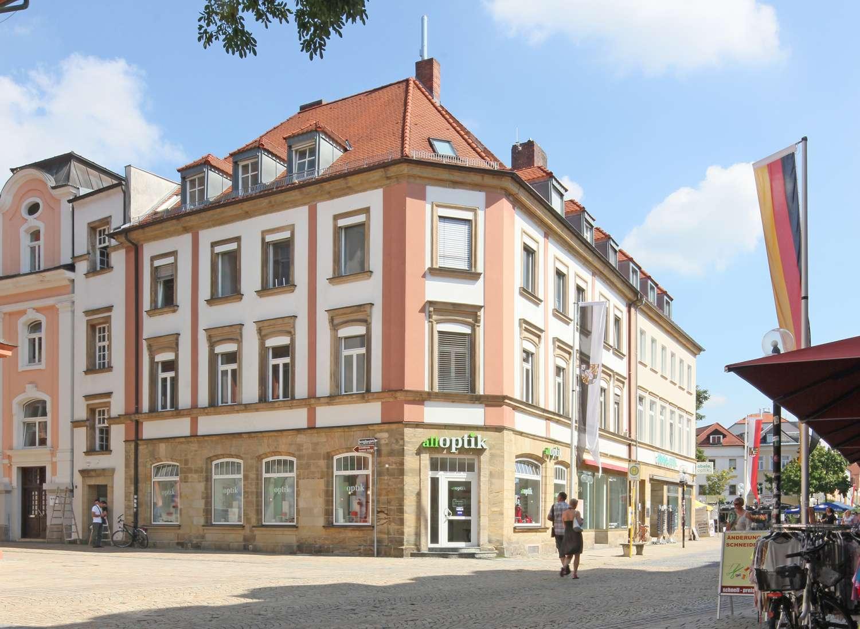 Kernsanierte 2-Zimmer-WG-Citywohnung mit hochwertiger Ausstattung, Bestlage direkt am Marktplatz!