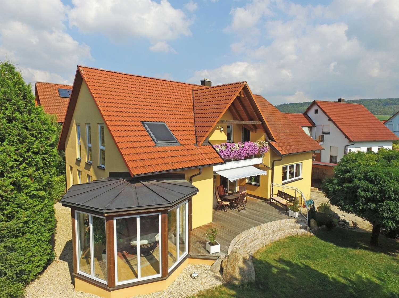 Extravagantes Einfamilienhaus mit zahlreichen Specials Nähe Bayreuth!