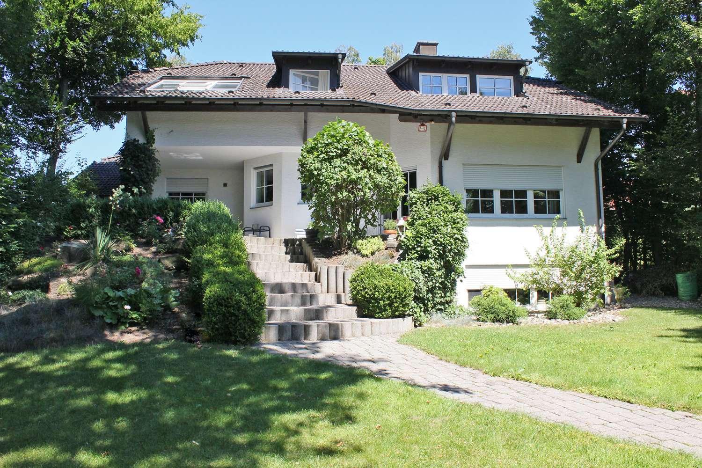 Einfamilienhaus der Luxusklasse in einer der schönsten Wohnlagen Bayreuths!