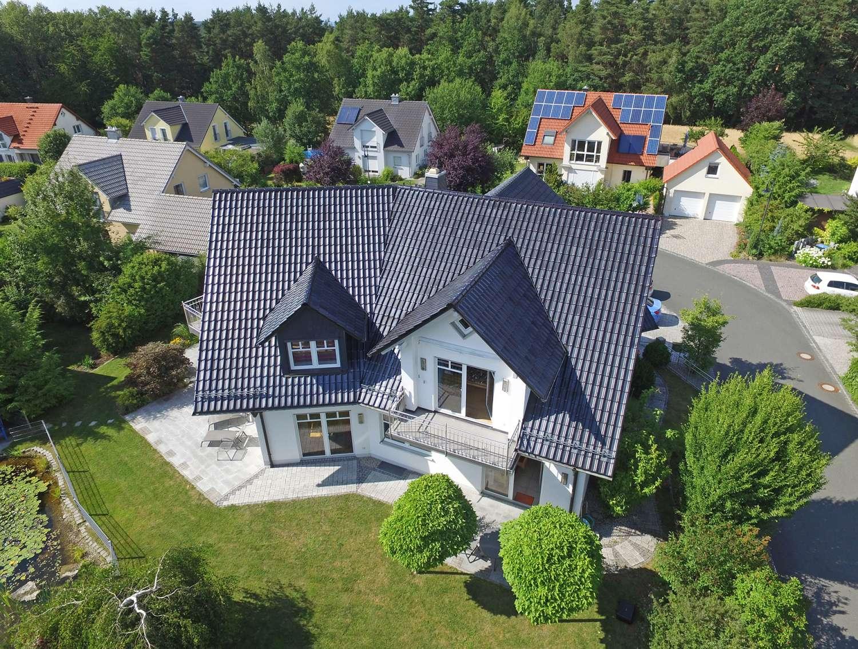 Modernes Architektenhaus der Extraklasse mit ca. 1.000m² Grundstück im Neubauviertel!
