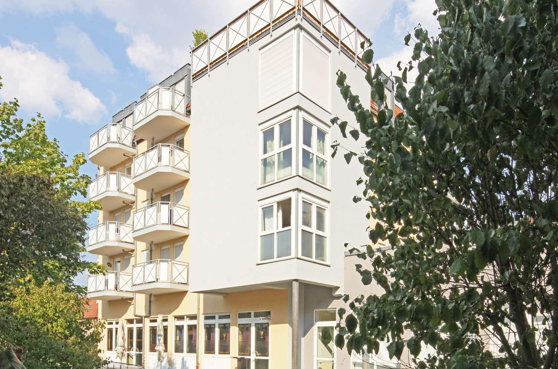 Moderne 2-Zimmer-Wohnung im Zentrum mit Glas-Erker und offener Küche!