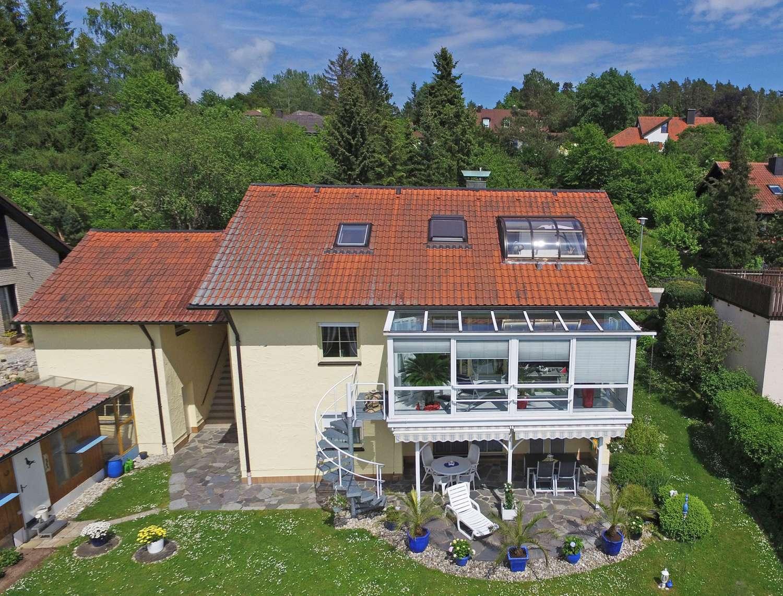 Elegantes Einfamilienhaus in Bestlage mit eindrucksvollem Fernblick!
