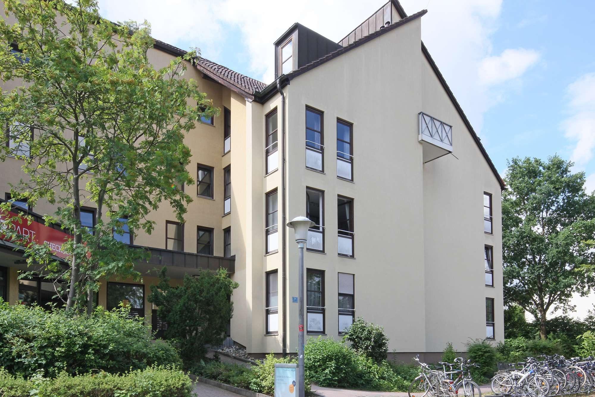 Schickes Apartment im 1.OG direkt neben der Universität Bayreuth!