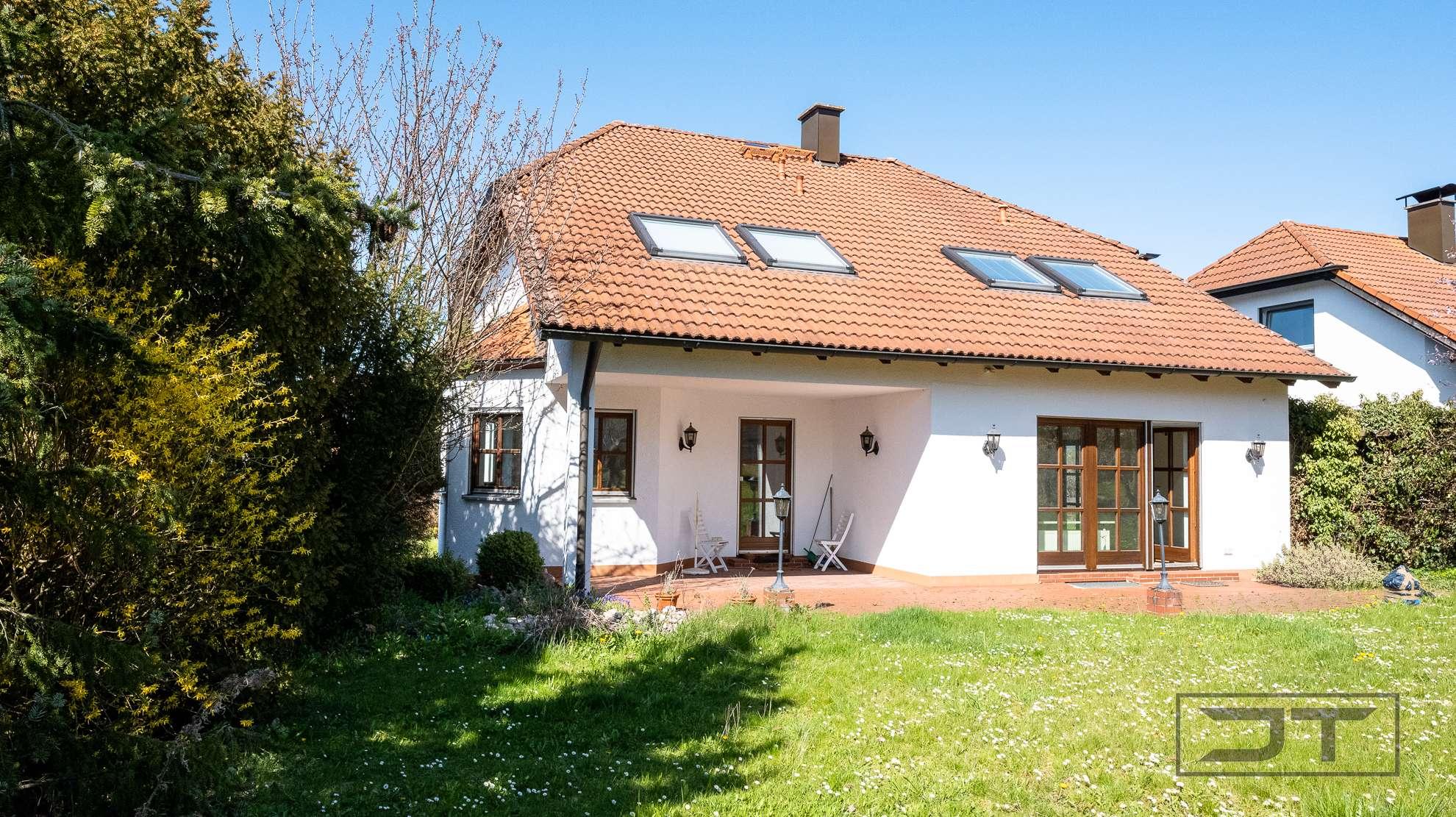 Attraktives Einfamilienhaus mit Garten in ruhiger Bayreuther Lage!